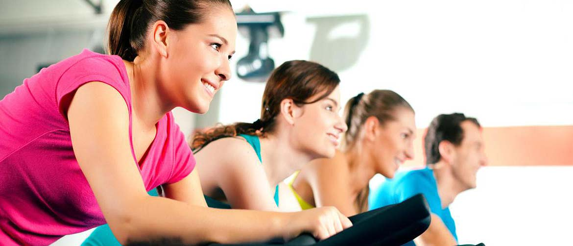 Learn to increase leg muscle and stamina with our spin classes